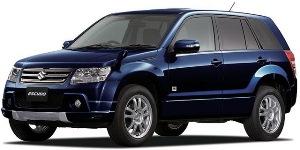 История Suzuki Grand Vitara