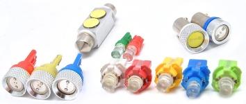 Светодиоды для освещения салона