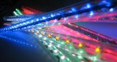 Светодиоды в салон автомобиля
