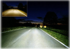 Почему ПТФ отлично освещают дорогу?
