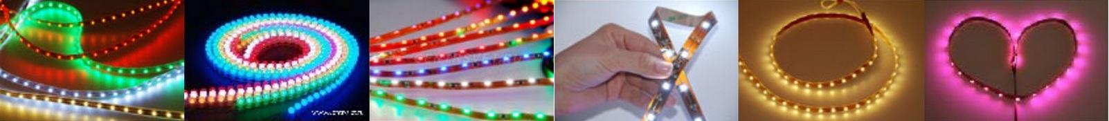 Технический мир светодиодных лент
