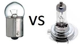 Лампы накаливания или же галогеновые источники